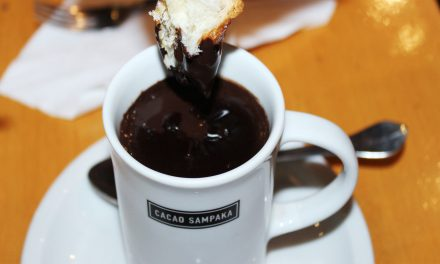 Cacao Sampaka Valencia – Best Hot Chocolate