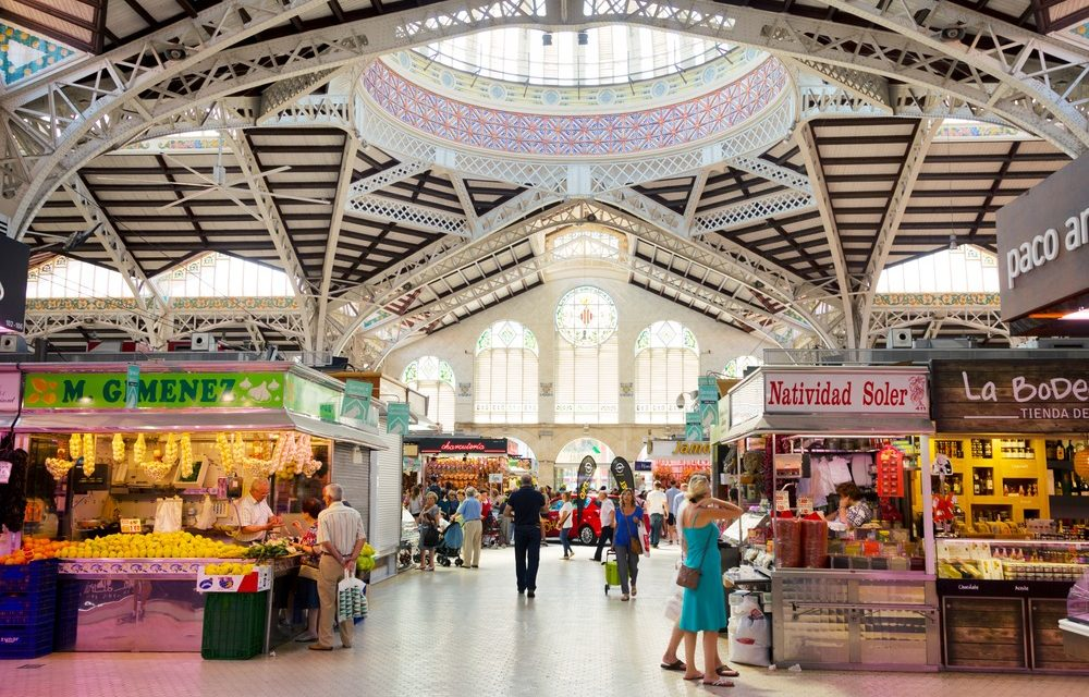 Mercados – Markets of Valencia