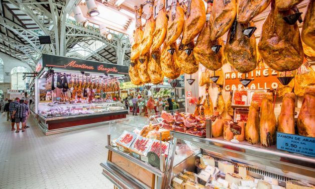 Merkado Central – Central Market Valencia