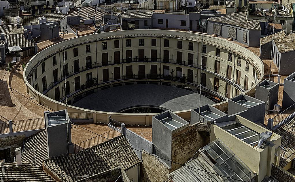 Plaza Mercado Rodonda – Valencia Spain