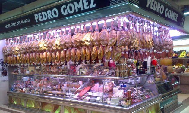 Mercado de Algiros Valencia Spain