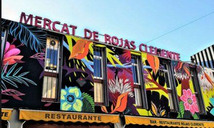 Mercado de Rojas Clemente Valencia