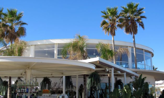 Marina Beach Sky Bar