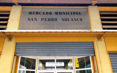 Mercado San Pedro Nolasco Valencia Spain