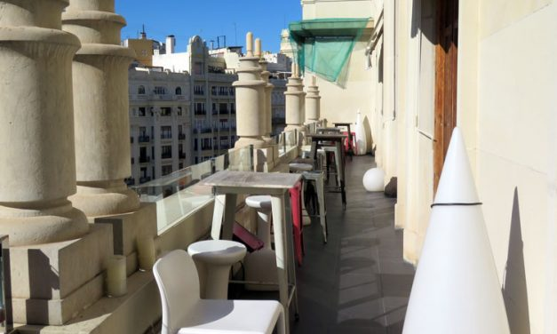 Ateneo Sky Bar Restaurant Valencia