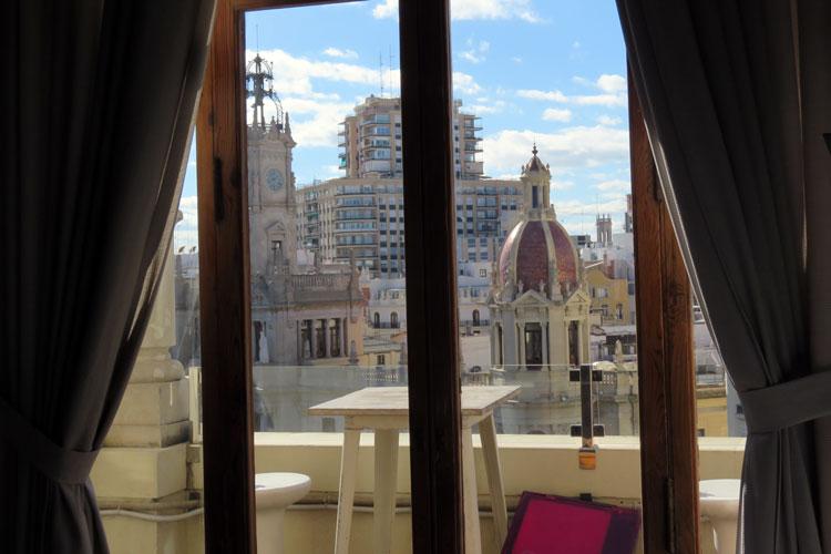 Ateneo Sky Restaurant Valencia