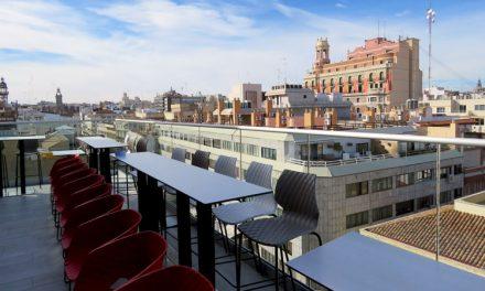 El Corte Inglés Valencian Rooftop Bar & Restaurant