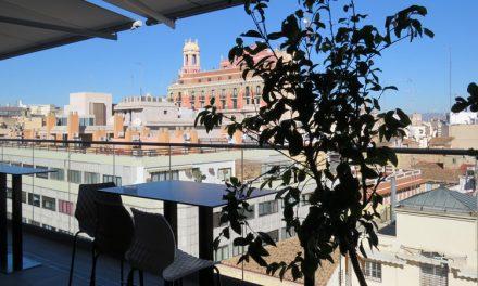 Rooftop Restaurants Valencia Spain