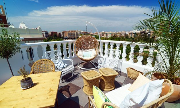 Rooftop Terrace Blanq – Hotel del Carmen