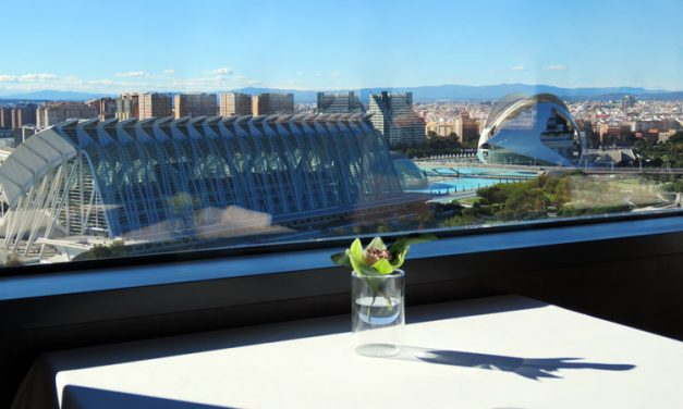 Sky Bar Vertical Valencia Spain