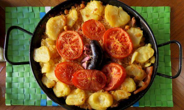 Arroz al Horno – Oven Baked Rice Recipe Valencia