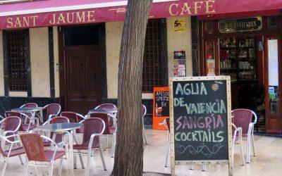 Café Sant Jaume Carmen Valencia Spain