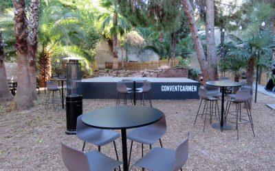 Convent Carmen: Cultural & Gastronomic Center