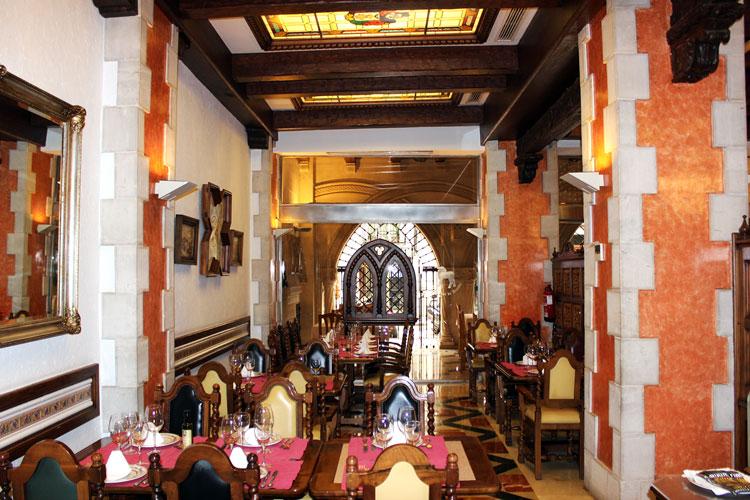 Restaurant El Asador de Aranda Valencia