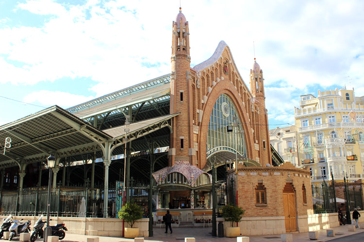 Mercado de Colon – Columbus Market