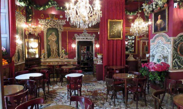 Café de las Horas Old Town Valencia