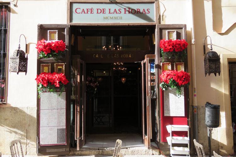 Café De Las Horas Old Town Valencia Valencian Foodie